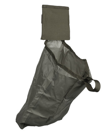 TASMANIAN TIGER - Dump Pouch Light Oliv