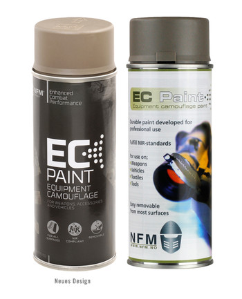 NFM - Tarnfarbe EC Paint Coyote Brown