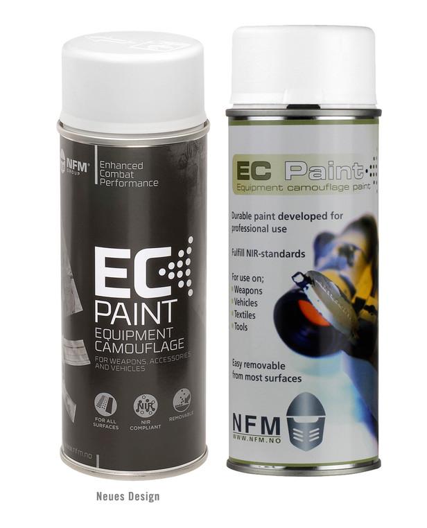 NFM Tarnfarbe EC Paint White