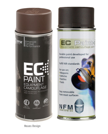 NFM - EC Paint Mud Brown