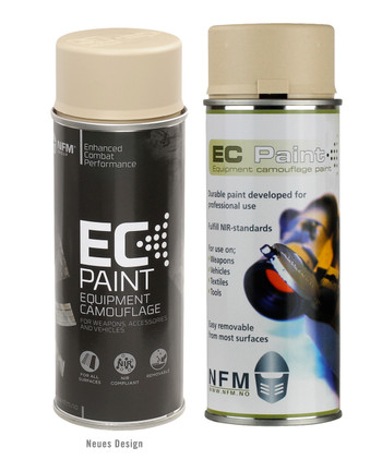 NFM - Tarnfarbe EC Paint Sand
