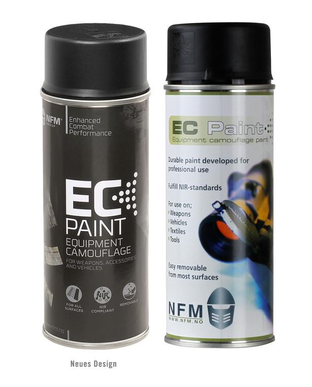 NFM Tarnfarbe EC Paint Schwarz