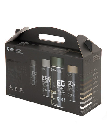NFM - EC Paint All-in-one Set (9 Stück)
