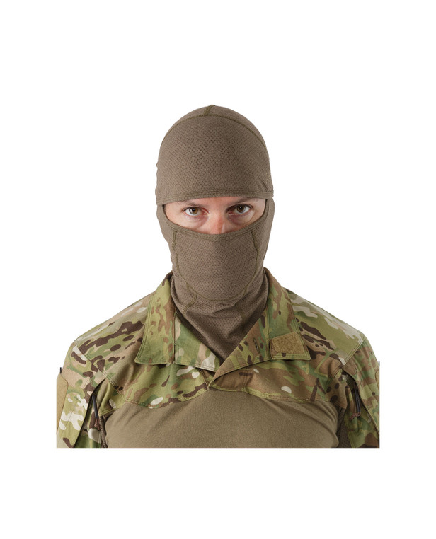 Arc'teryx LEAF Assault Balaclava FR Wolf