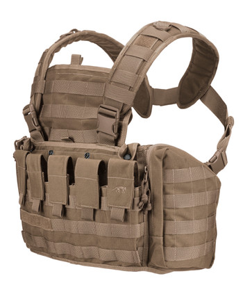 TASMANIAN TIGER - Chest Rig MKII M4 Coyote
