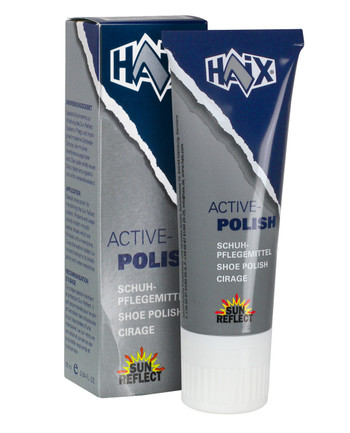 HAIX - Schoepolish Tube 75ml Black