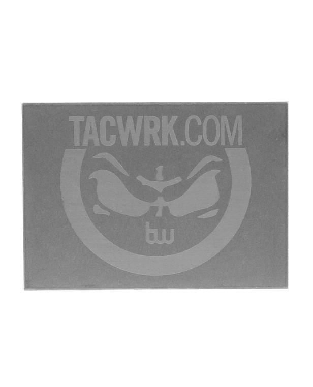 TACWRK Titanium Patch