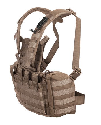 TASMANIAN TIGER - Chest Rig MKII Coyote