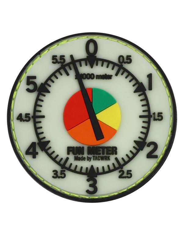 TACWRK Fun Meter