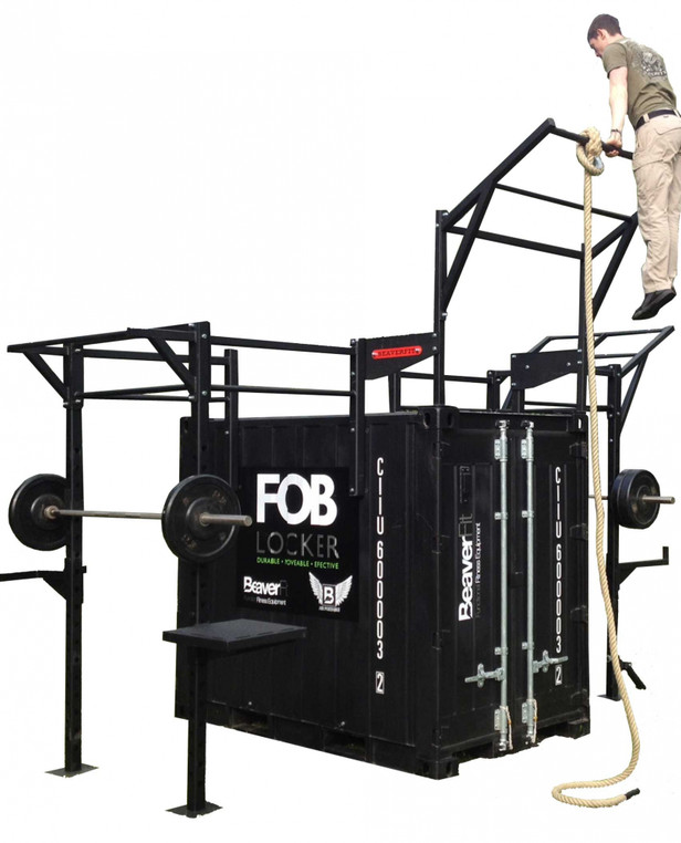 BeaverFit FOB 5 Fitness-Container