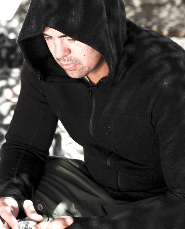 Triple Aught Design Praetorian Hoodie Black