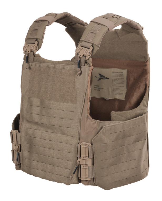 FirstSpear Siege-R Optimized Plate Carrier Coyote
