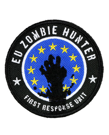 TACWRK - European Zombie Hunter Patch