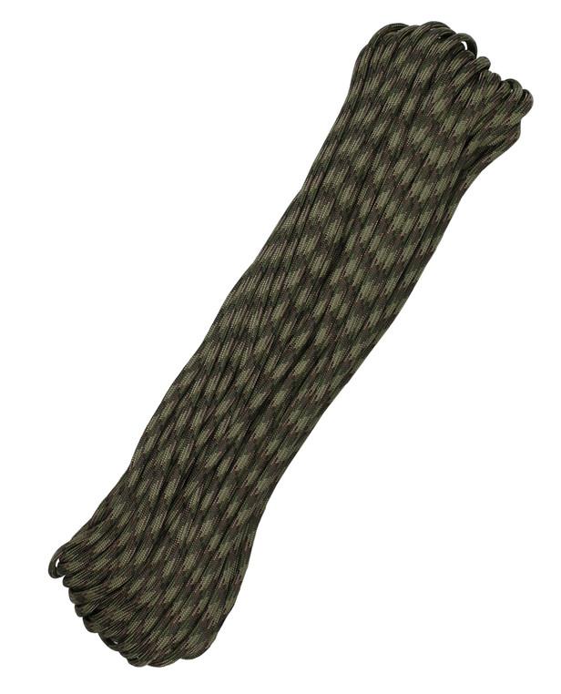 Tacticaltrim Survival Cord Type III, 30m MULTICAM