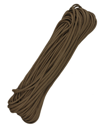 Tacticaltrim - Survival Cord Type III, 30m COYOTE