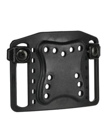 Blackhawk! - Belt Loop Platform mit schwarzen Schrauben