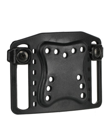 Blackhawk! - Belt Loop Platform with Screws Black