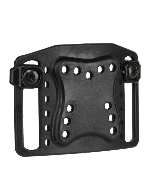Blackhawk! Belt Loop Platform with Screws Black