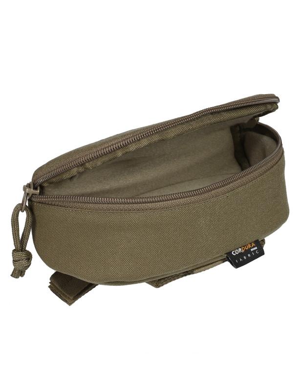 TASMANIAN TIGER Goggle Safe Khaki