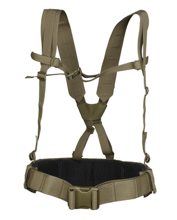 TASMANIAN TIGER - Warrior Belt MKIII Khaki