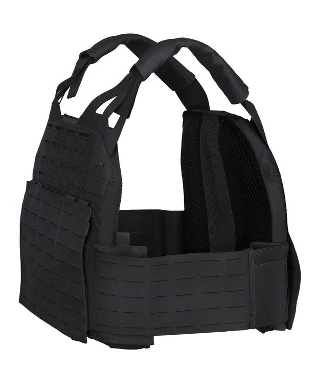 TASMANIAN TIGER PLATE CARRIER LC Black