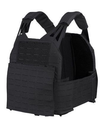 TASMANIAN TIGER - PLATE CARRIER LC Black
