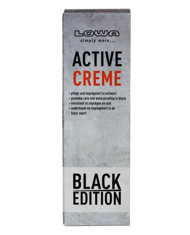 LOWA Active Creme 75 ml Black Edition
