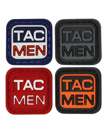 MTAC - Patch Kit 4X Mini Tac Men V2