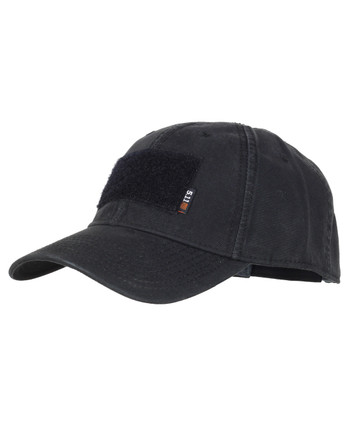5.11 Tactical - Flag Bearer Cap Black