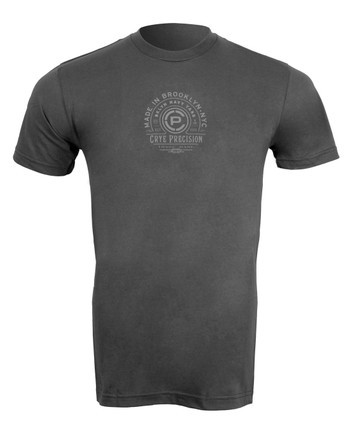 Crye Precision - Made in Brooklyn Tee Asphalt