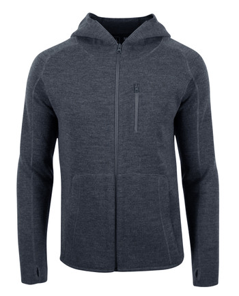 Triple Aught Design - Praetorian Hoodie Heather Charcoal