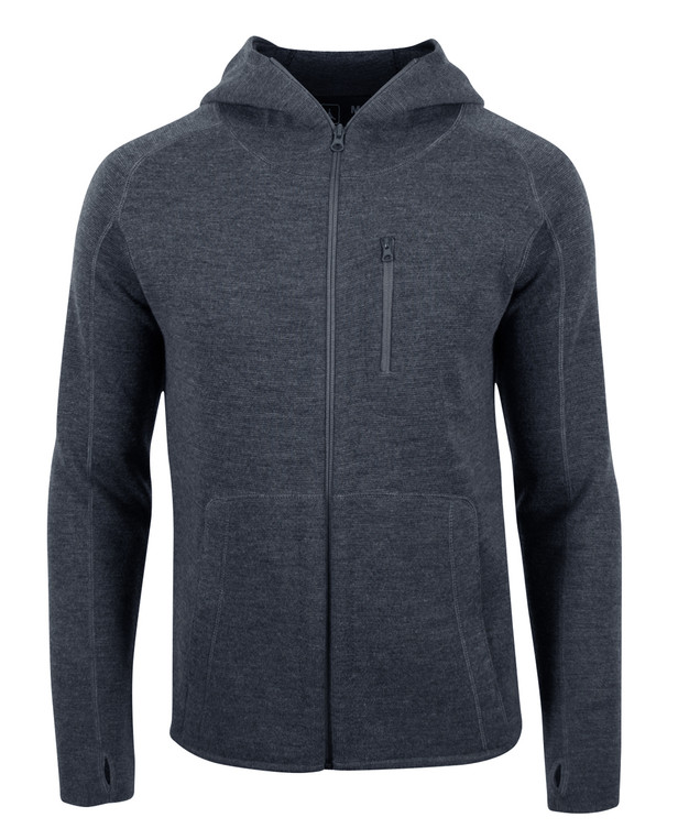 Triple Aught Design Praetorian Hoodie Heather Charcoal