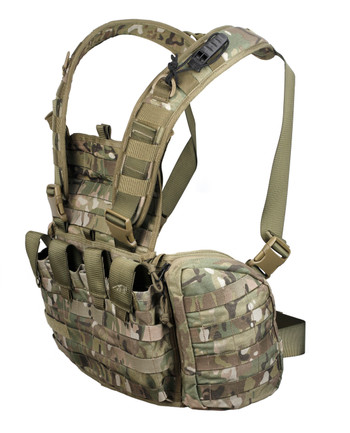 TASMANIAN TIGER - Chest Rig MKII Multicam
