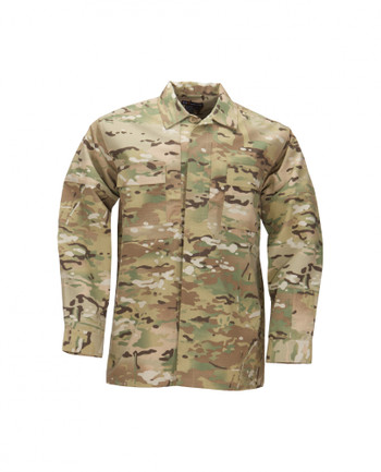 5.11 Tactical - TDU Shirt Ripstop Longsleeve Multicam