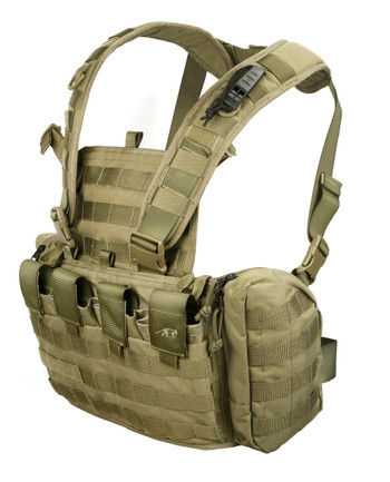 TASMANIAN TIGER - Chest Rig MKII Khaki