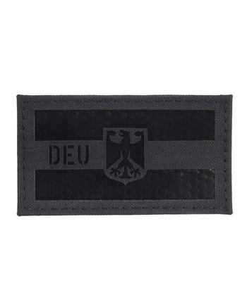 TACWRK - Deutschland Flagge Camo: Black, Folie: IR SOLAS
