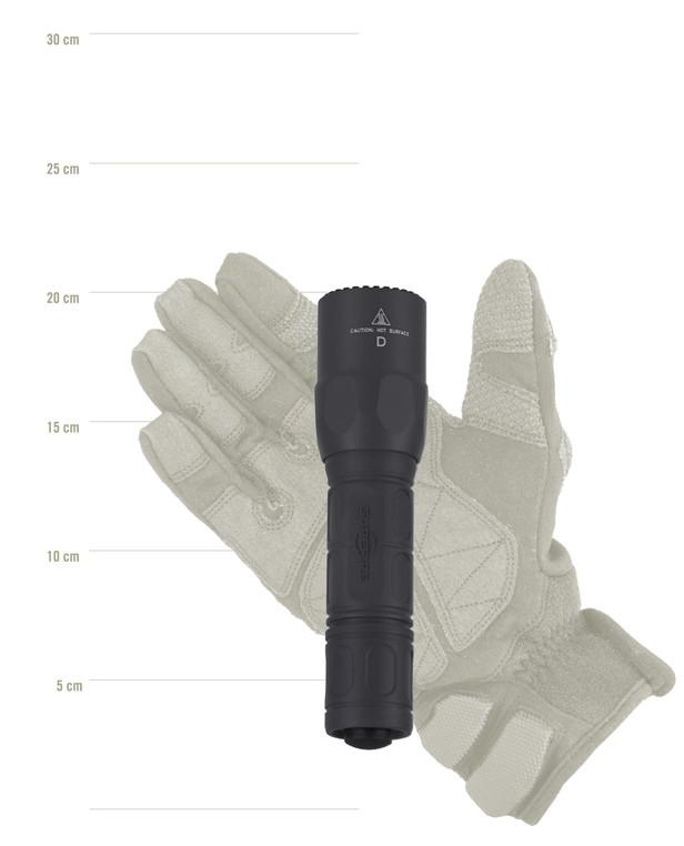 SureFire G2X Pro Dual Output Black Schwarz