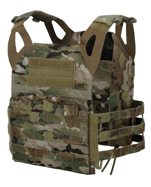 Crye Precision JPC Jumpable Plate Carrier Multicam