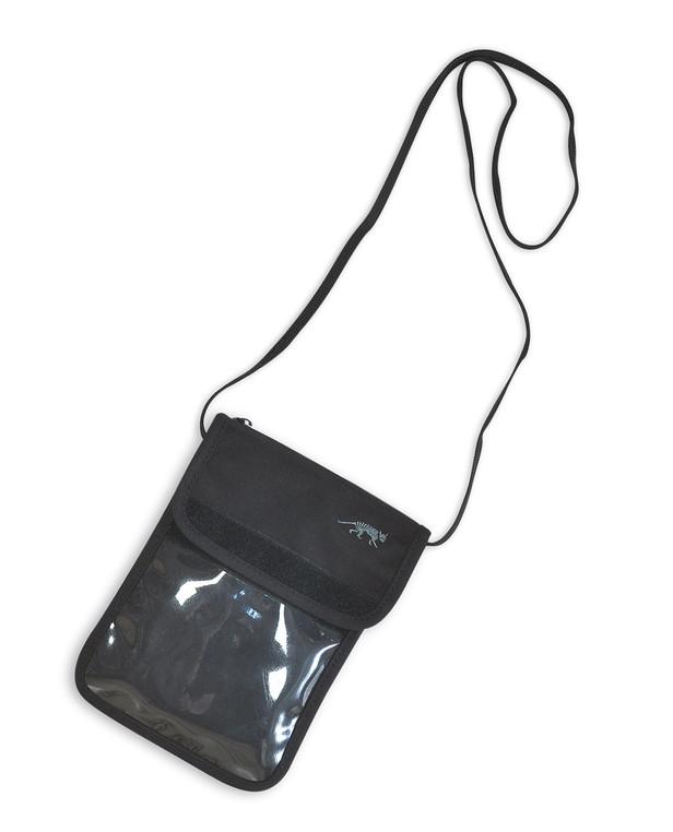 TASMANIAN TIGER Neck Pouch Black