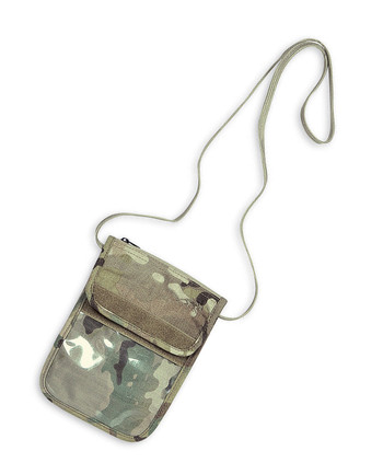 TASMANIAN TIGER - Neck Pouch Multicam