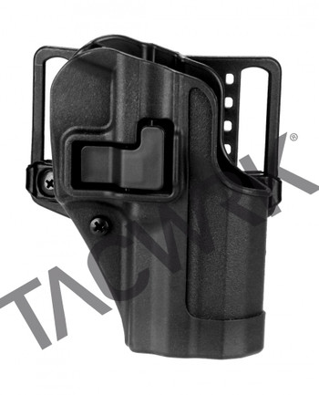 Blackhawk! - CQC Serpa Holster Glock 20, 21, 37 Black Right