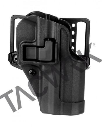 Blackhawk! - CQC Serpa Holster Glock 20, 21, 37 schwarz rechts