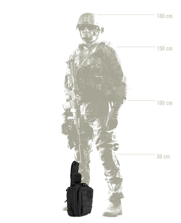 5.11 Tactical Rush Moab 6 Black