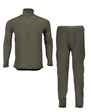 MIL-TEC Sturm - Underwear Thermofleece Gen III Olive