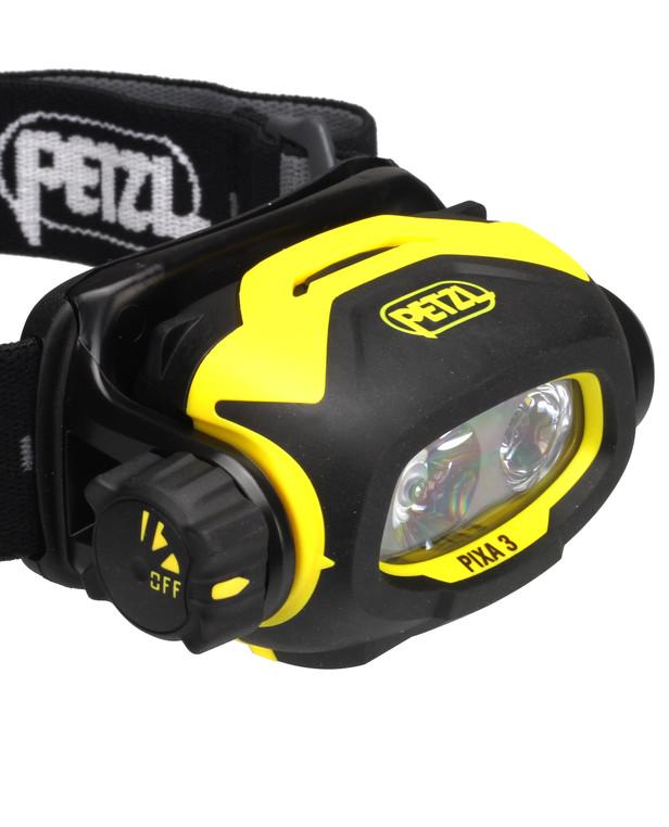 Petzl PIXA 3 Head lamp