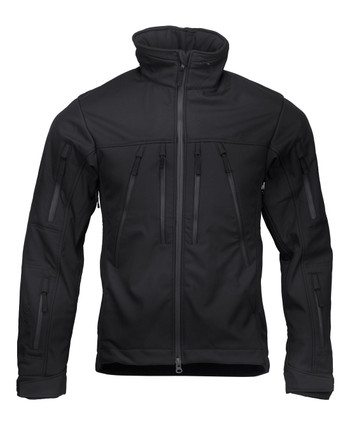 UF PRO - Delta Eagle Gen. 2 Softshell Jacket Black Schwarz