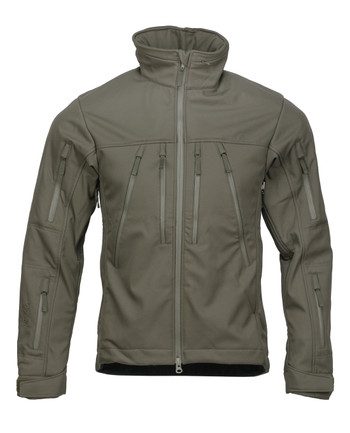 UF PRO - Delta Eagle Gen. 2 Softshell Jacket Brown Grey