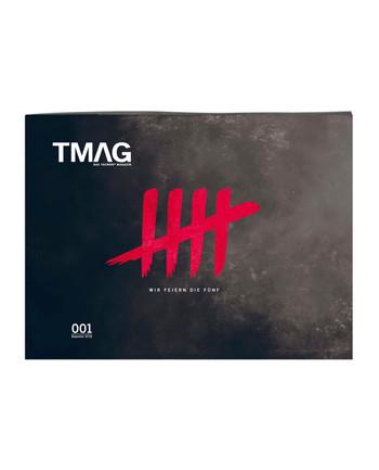 TACWRK - TMAG Magazine 001