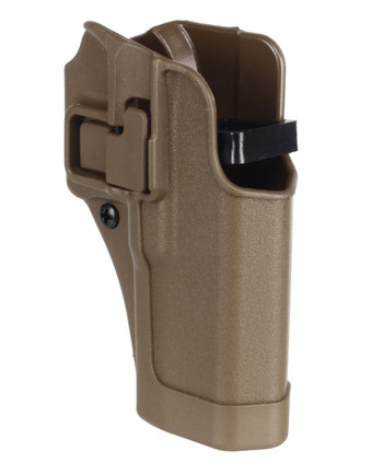 Blackhawk! - CQC Serpa Holster Glock 17/22/31 Coyote Tan Right