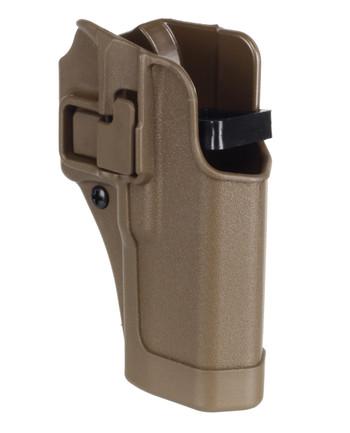 Blackhawk! - CQC Serpa Holster Glock 17/22/31 Coyote Tan Right